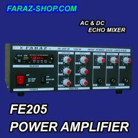 اکو آمپلی فایر 150 وات FE205