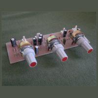 پری آمپلی فایر و تن کنترل مدل PT201