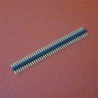 پین هدر 40*1 نری صاف فاصله پایه ها 2mm