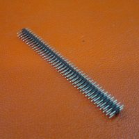 پین هدر 40*2 نری صاف فاصله پایه ها 2mm