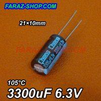 3300uF 6.3V-2-2