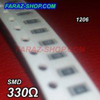 330R 1206SMD-1