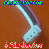 3 Pin Socket-3-4